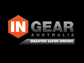In Gear Australia logo design