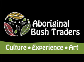 Aboriginal Bush Traders logo design