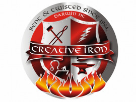 Creative Iron Concepts logo design