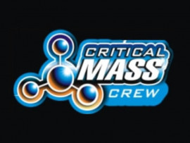 Critical Mass logo design