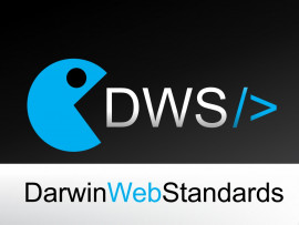 Darwin Web Standards logo design