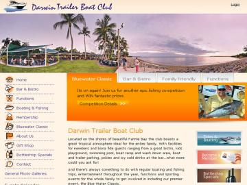 DTBC keeps their website up to date  - the easy way