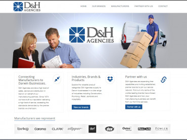 Marketing Makeover for D&H Agencies