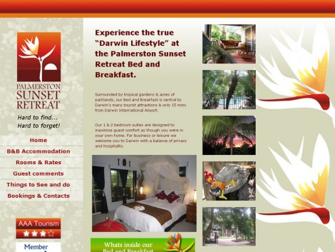 Another Great B&B Website